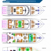 Blue Force 3 yacht layout
