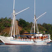 The SV Mona Lisa, for your Komodo liveaboard diving trips