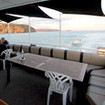 Views of Western Australia from the Odyssey's open air deck