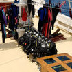 The Seven Seas scuba gear for diving in Indonesia