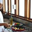 MV Ocean Divine's Maldivian chef at work