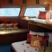 The Master cabin of Andaman Tritan