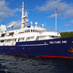 Palau liveaboard diving charters with MV Solitude One