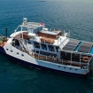 Another view of Komodo liveaboard Empress II