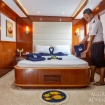 Queen bed Suite on the Red Sea Aggressor II