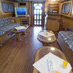 Red Sea liveaboard: M/Y Dreams' saloon