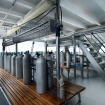 Plenty of space on the dive deck