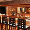 Bar on board MV Ocean Divine