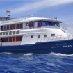 Another view of the awesome Similan liveaboard Manta Queen 8