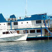 Tortuga liveaboard for diving trips in Cuba's Jardines de la Reina National Park