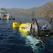 The DeepSee submersible and the Argo liveaboard