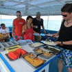 Thailand style buffet lunch, MV Similan Explorer