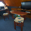 The Atlantis Azores' onboard computer station