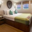 Upper deck Deluxe double bed room