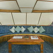 Cairns liveaboard, Spirit of Freedom's comfortable lounge
