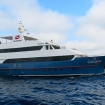 The Calipso Galapagos liveaboard yacht