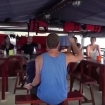 Time to dive, first the Jaya divemasters share their local site knowledge