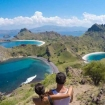 Magnificent views of Komodo National Park