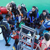 Rocio Del Mar liveaboard's guests en route to the best of Mexico's Pacific dive sites