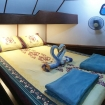 Miss Moon, Master air conditioned cabin for your Mergui Archipelago diving trips