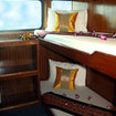 Andaman Tritan Deluxe twin bed cabin
