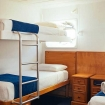 One of Reef Endeavour's  lower deck Porthole cabins