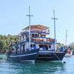 Indonesian liveaboard diving tours in Komodo with the Mastro Aldo
