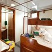 Fiji Aggressor Deluxe twin/double bed cabin