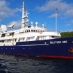 The Philippine liveaboard, M/V Solitude One