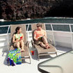 Sun, sea & cocktails - the perfect combination for your Hawaii liveaboard trips