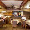 Full service dinners during your Bahamas Aggressor diving cruises
