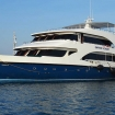 The Maldives liveaboard, M/V Emperor Voyager