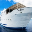 Philippines liveaboard MV Seadoors - another view