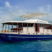 MV Emperor Atoll - operating in the central and northern atolls