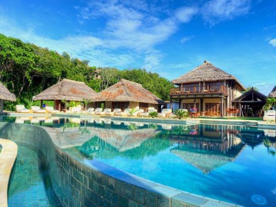 Viti Levu Dive Resorts And Daytrips Fiji Dive The World