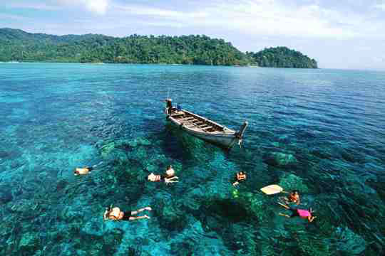 Best Time To Travel To Khao Lak