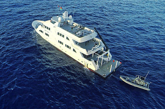 Liveaboard Diving Cruises in Mexico   Dive The World Liveaboards