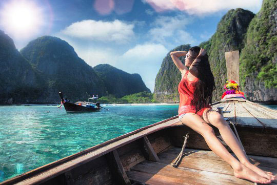 Holidays In Phi Phi Island Thailand