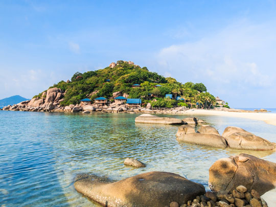 Diving in koh tao thailand dive the world vacations - Dive in koh tao ...