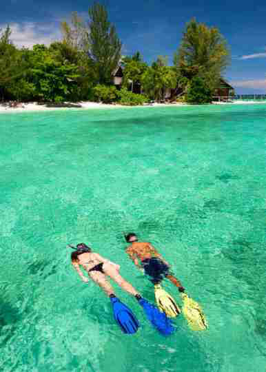 Malaysia Dive Resorts Dive The World Vacations