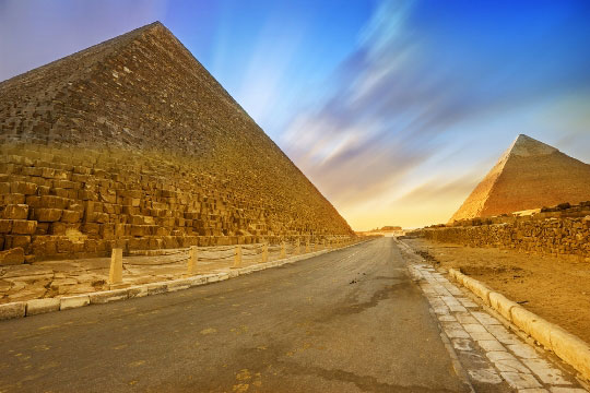 Egypt Tours - Nile Cruises, Pyramids, Museums | Dive The World