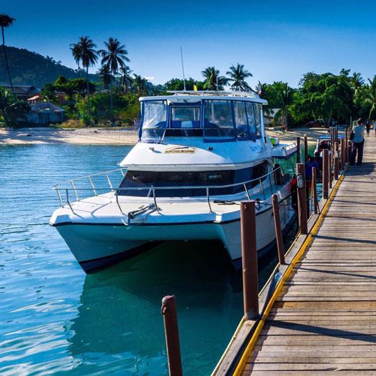 Koh Samui Resort Diving Packages, Thailand | Dive The World