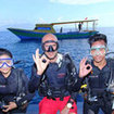 Divemasters conduct recreational diving activities
