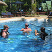 Learn to scuba in the dive resorts of Viti Levu, Fiji