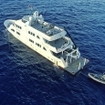 Guadalupe liveaboard boat, Nautilus Belle Amie