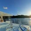 Take in the Costa Rican sunshine on the Sea Hunter liveaboard
