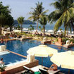 The Baan Khao Lak Resort pool area