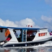 Daytrip diving in Manado, Sulawesi