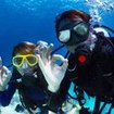 PADI Open Water Diver students rule OK!