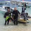 Daytrip diving at Lembongan, Bali